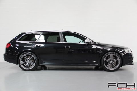 AUDI RS6 plus 5.0i Bi-Turbo V10 FSI 580cv Quattro Tiptronic