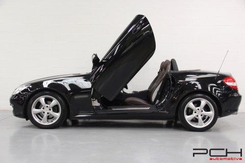 mercedes benz slk 200 kompressor 163cv automatique pch automotive. Black Bedroom Furniture Sets. Home Design Ideas