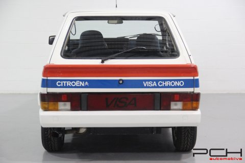 CITROEN Visa Chrono