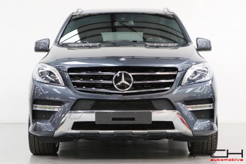 MERCEDES-BENZ ML 350 CDi 258cv BlueTEC 4-Matic - AMG-Line -