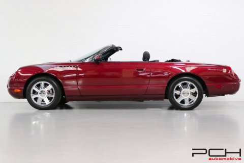 FORD Thunderbird 3.9 V8 285cv Aut. + Hard-Top