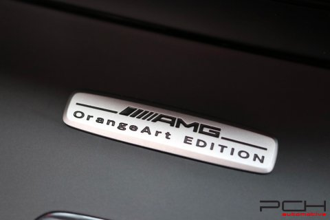 MERCEDES-BENZ CLA 45 AMG Shooting Brake 380cv 4-Matic - ORANGE ART EDITION -