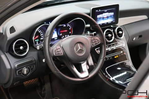 MERCEDES-BENZ C 250 d Break 204cv 7G-Tronic Aut. - Avantgarde -