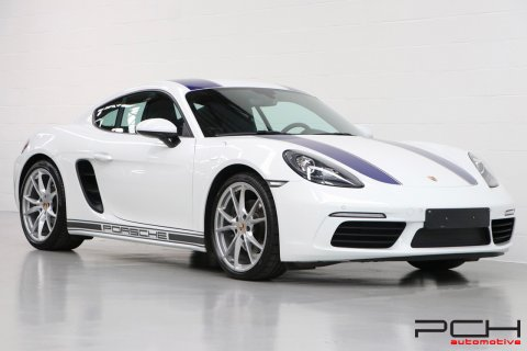 PORSCHE Cayman 718 2.0 Turbo 300cv