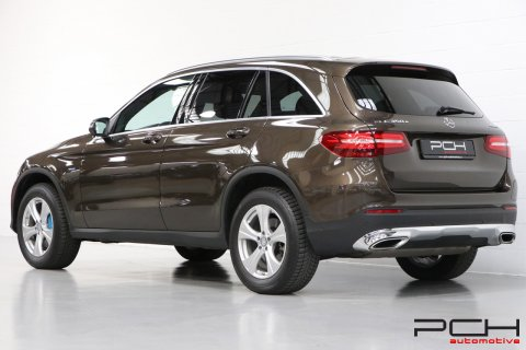 MERCEDES-BENZ GLC 350 e 4-Matic Plug-In Hybrid