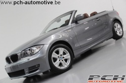 BMW 118 D Cabriolet 136cv Aut. **FULL OPTIONS**