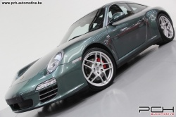 PORSCHE 997 Targa 4S 3.8i 385cv PDK **FULL OPTIONS!!!**