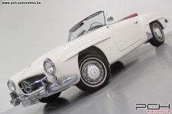MERCEDES-BENZ 190 SL Roadster Aut.