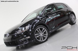 VOLKSWAGEN Golf VII 2.0 CR TDi 150cv Highline + R-Line DSG **FULL**