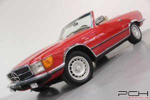 MERCEDES-BENZ 280 SL + Hard-Top