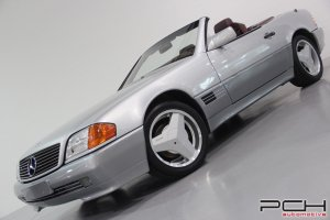 MERCEDES-BENZ SL 280 + HARD-TOP + 4 PLACES !!!
