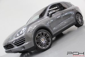 PORSCHE Cayenne 3.0 D V6 211cv Tiptronic S **FULL OPTIONS!!!**