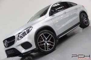 MERCEDES-BENZ GLE 350 D Coupé 4-Matic Aut. **AMG LINE**