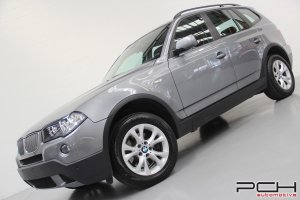 BMW X3 2.0 d xDrive20 163cv Automatique