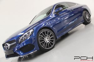 MERCEDES-BENZ C220 d Coupé AMG Line 9G-Tronic **FULL FULL OPTIONS!!**