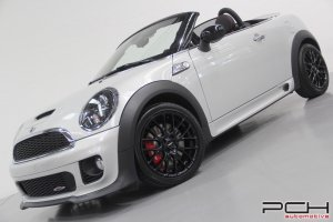 MINI John Cooper Works Roadster Cabriolet 1.6i 211cv JCW ***FULL OPTIONS!!!***