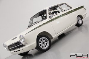 FORD Cortina Lotus **WILCOX ENGINE**
