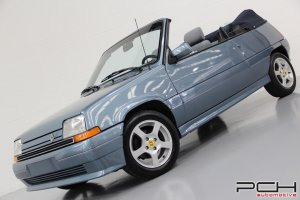 RENAULT Super 5 GTS Cabriolet by EBS