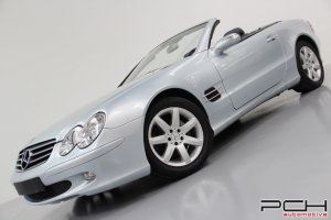 MERCEDES-BENZ SL 350 Automatique
