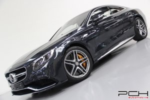 MERCEDES-BENZ S 63 AMG Coupé 585cv 4-Matic **FULL FULL FULL OPTIONS**