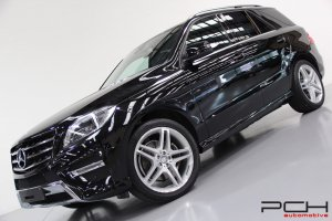MERCEDES-BENZ ML 250 CDi 204cv BlueTEC 4-Matic **AMG-LINE**