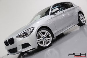 BMW 118 D 136cv Hatch **Pack M-Sport**