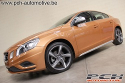 VOLVO S60 2.0 D3 R-DESIGN Geartronic Aut. ***FULL OPTIONS***