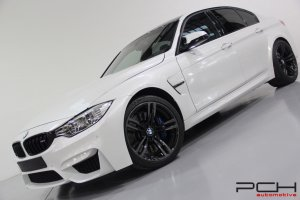 BMW M3 Berline 3.0 430cv DKG Drivelogic **M Performance**