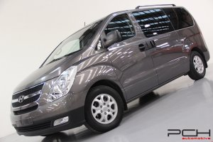 HYUNDAI H-1 2.5 CRDi 136cv Executive **DOUBLE CABINE**