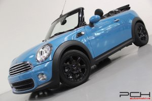 MINI One Cabriolet 1.6i 100cv