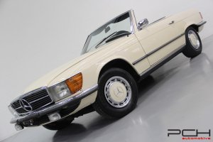 MERCEDES-BENZ SL 350 Automatique + HARD-TOP
