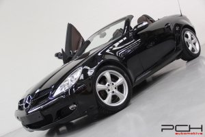 MERCEDES-BENZ SLK 200 Kompressor 163cv Automatique