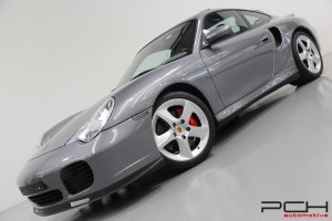 PORSCHE 996 Turbo 3.6 420cv Tiptronic