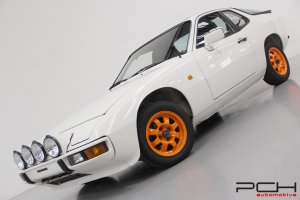 PORSCHE 924 2.0 125cv **REGULARITY RALLYE SPECIFICATIONS**