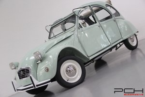 CITROEN 2CV6 Club ** TOTALEMENT RESTAUREE !!! **