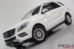 MERCEDES-BENZ ML 250 CDi 204cv BlueTEC 7G-Tronic Aut.