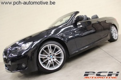 BMW 320 D Cabriolet 163cv Start/Stop **PACK M-TECHNIC**