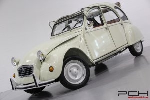 CITROEN 2CV6 Club ** TOTALEMENT RESTAUREE!!! **