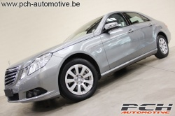 MERCEDES-BENZ E 200 CDI 136cv BlueEFFICIENCY Start/Stop