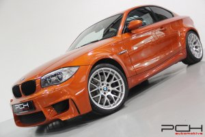 BMW 1er M Coupé 3.0i 340cv - !!! IMMACULATE CONDITION !!! -