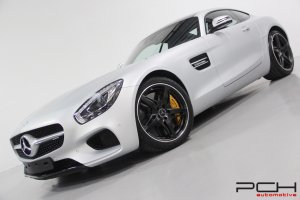 MERCEDES-BENZ AMG-GTS 4.0 V8 Bi-Turbo 510cv