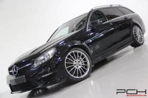 MERCEDES-BENZ C63 AMG Break 6.3 V8 457cv Aut. **FULL OPTIONS!!!**