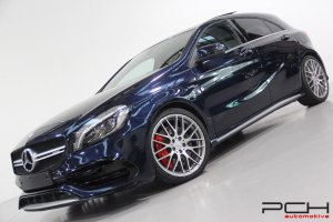 MERCEDES-BENZ A45 AMG 2.0 Turbo 380cv 4-Matic **TOP CONFIGURATION!!!**