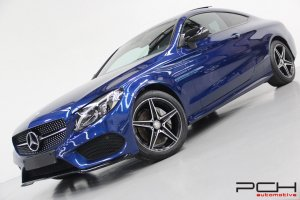 MERCEDES-BENZ C 220 d Coupé AMG Line 9G-Tronic **FULL OPTIONS!!**
