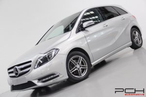 MERCEDES-BENZ B 180 CDI BlueEFFICIENCY 110cv 7G-Tronic Aut.