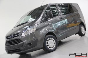 FORD Transit Custom 2.2 TDCi 125cv DOUBLE CABINE 6 PLACES