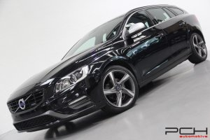 VOLVO V60 2.0 D4 184cv Kinetic **R-Design Int. & Ext.**
