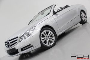 MERCEDES-BENZ E 220 CDI Cabriolet 163cv BlueEFFICIENCY 7G-Tronic Aut.