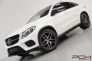 MERCEDES-BENZ GLE 350 d Coupé 4-Matic 9G-Tronic AMG LINE FULL OPTIONS