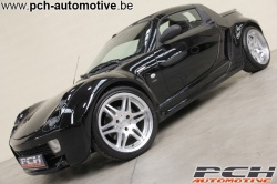 SMART Roadster Cabriolet 0.7 Turbo Brabus Xclusive Softouch